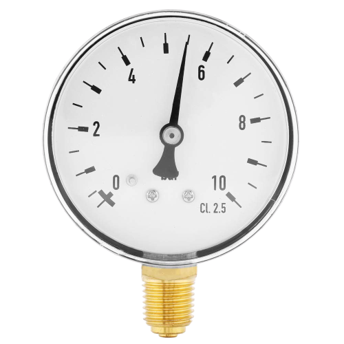 MEIBES Replacement 10bar Pressure Gauge