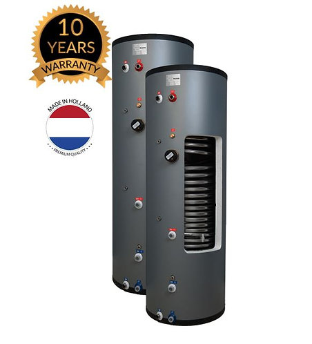 DEJONG WPS Dual Coil Heat Pump Cylinder