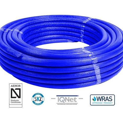 AQUAFLEX pert/al/pert Pipe Pre Insulated (BLUE)