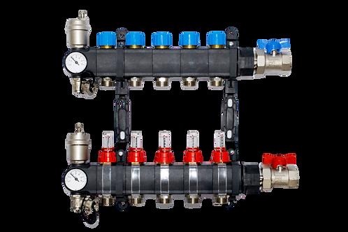 POLYFLOW Underfloor Composite Heating Manifold