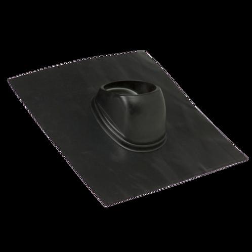 AquaAir Angled Single Roof Flashing 5° - 25°, 5° - 45° (Red or Black)