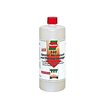SOTIN Special Aluminium and Silicone Spray Cleaner (1 litre)