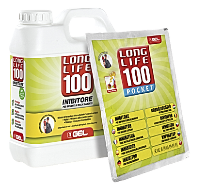 Gel Long Life 100 Corrosion Inhibitor (per sachet)