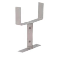 """3/4"""" Plate Exchanger Mounting Brackets"""