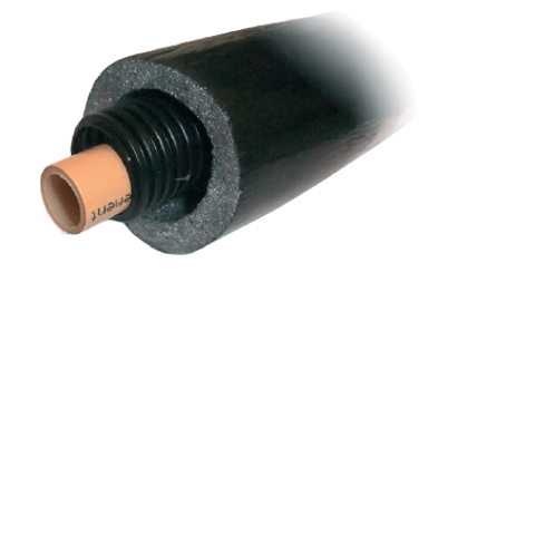 EUROFLEX Pre Insulated Pipe in Pipe (25, 50 meter coil)