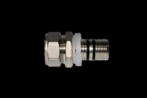 Pressfit Straight Compression Adapter