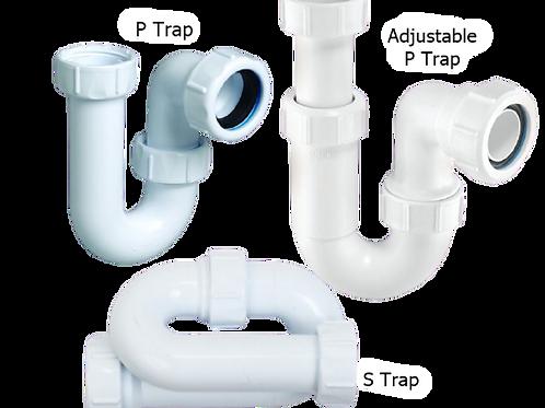 Tubular Swivel P/S Trap