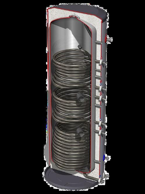 DEJONG Triple Coil Cylinder