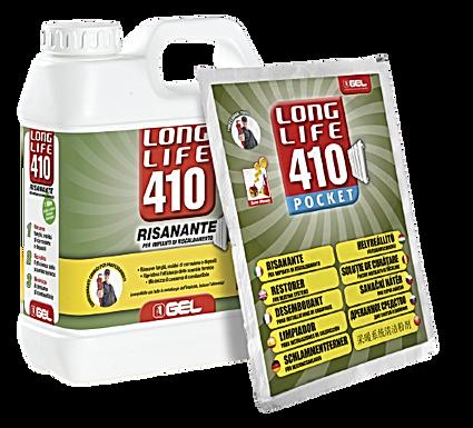 GEL Long Life 410 Medium System Cleaner (per sachet)