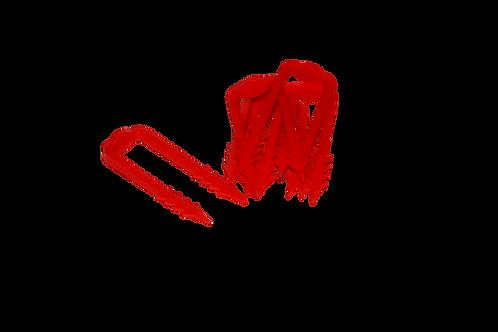 Underfloor 66mm Quicktrack Staple (Box of 200)