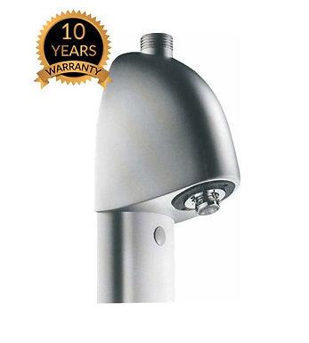 DELABIE Exposed Vandal Proof Shower Panel
