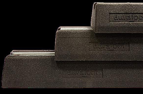 AIRO Anti Vibration rubber feet 600 mm (per pair)