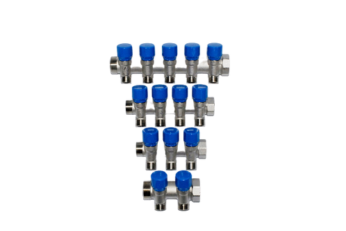 Compression Manifold c/w IsolationValves