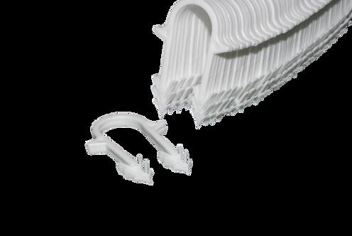 White Underfloor Staples 30mm (Box of 270)