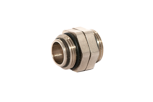 "AQUAFLOW 1"" M/M Underfloor Manifold Section Connector"