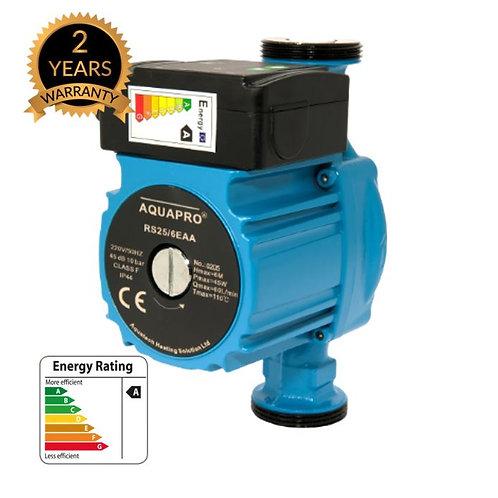 "AquaPRO ""A"" Rated RS25/6 EAA Circulating Pump"
