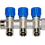Thumbnail: Compression Manifold c/w IsolationValves