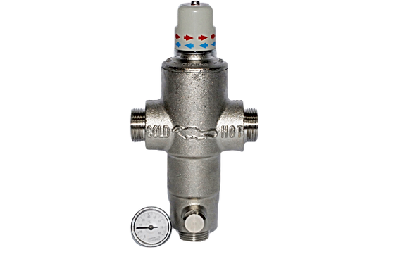 Thermostatic Master Mixing Valve 300 Series