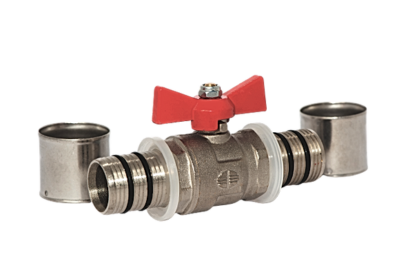 Pressfit Butterfly Ball Valve 367