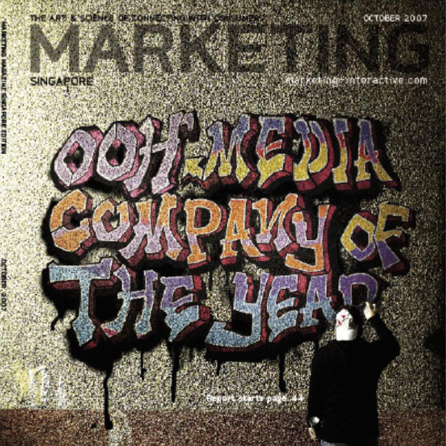 Marketing Cover illustration