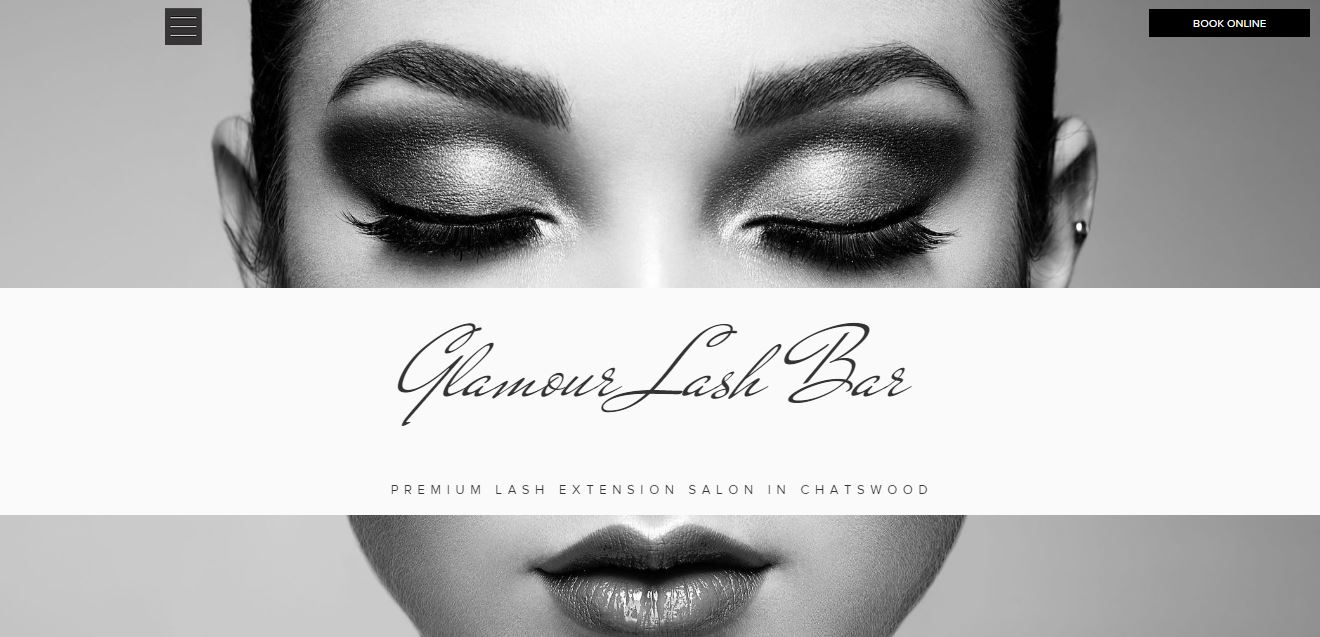 Glamour Lash Bar