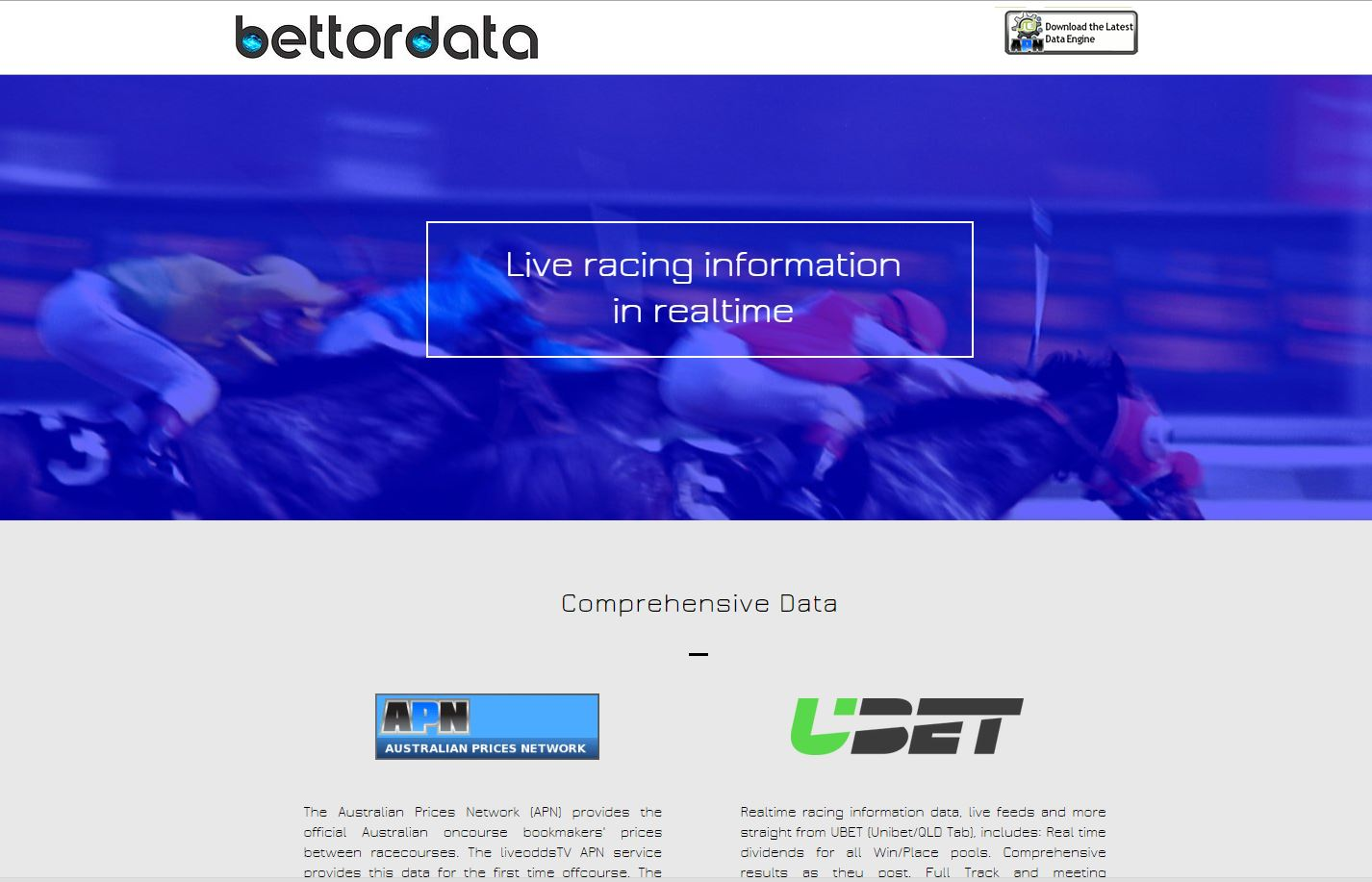 Bettor Data