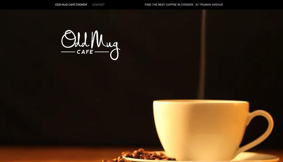 Odd Mug Cafe