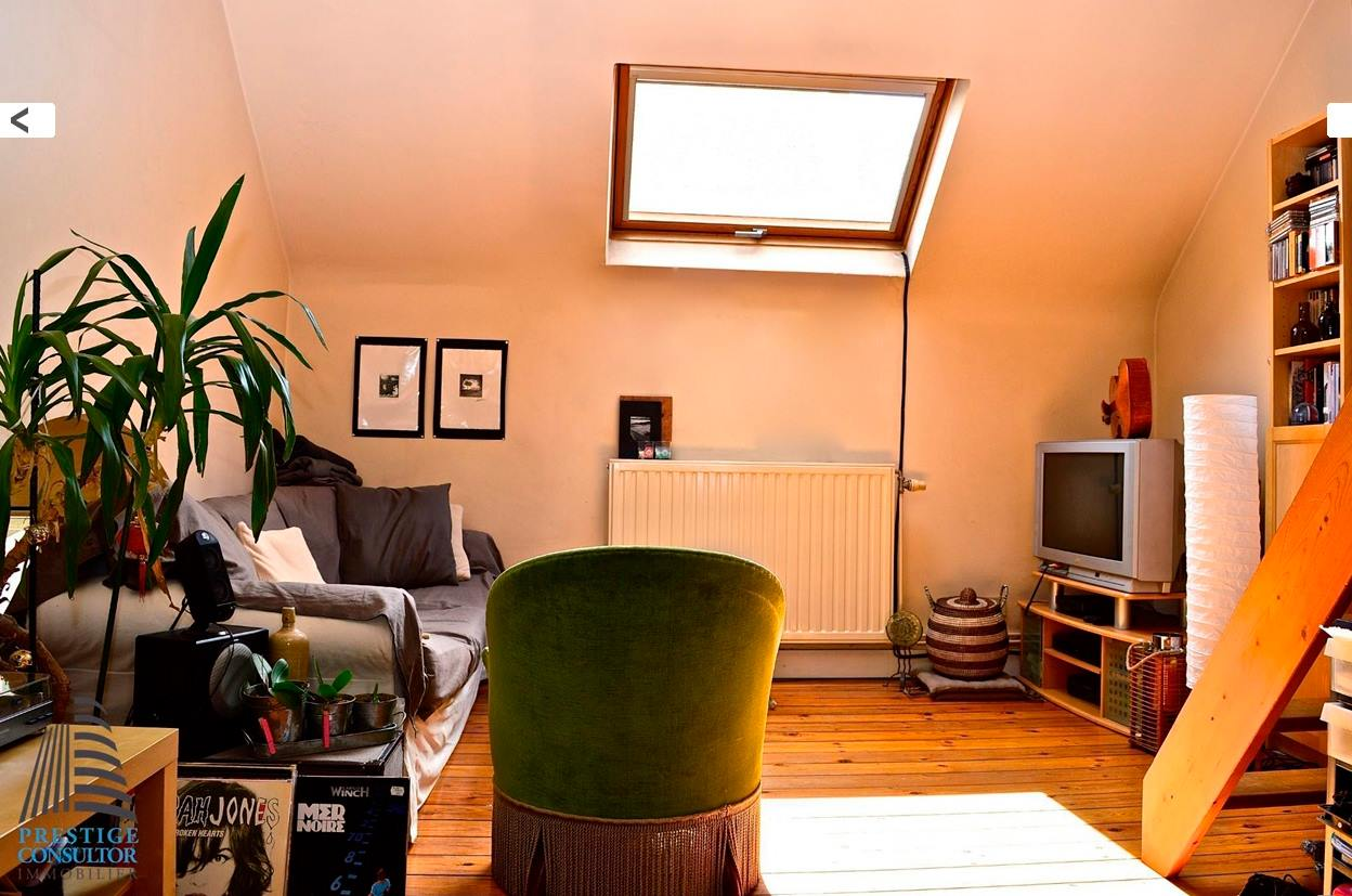 APPARTEMENT A REAMENAGER A BRUXELLES