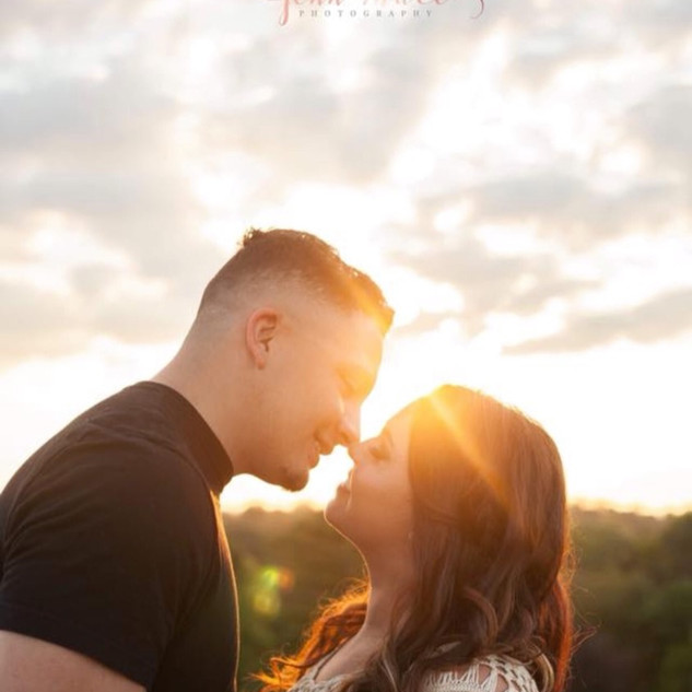 Engagement Shoot. Mua: Ashleigh Janay
