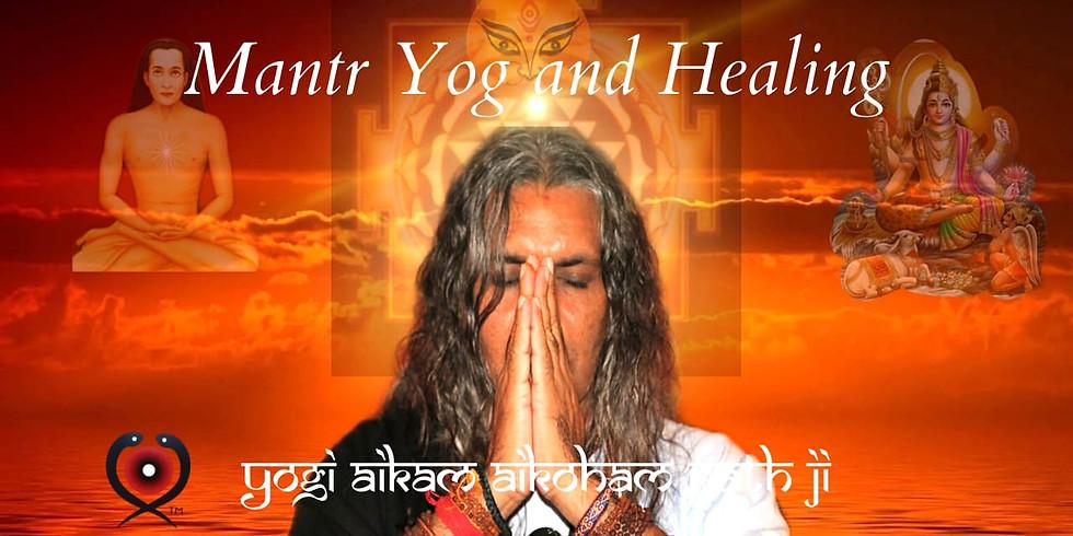 Mantr Yog and Healing - Perth