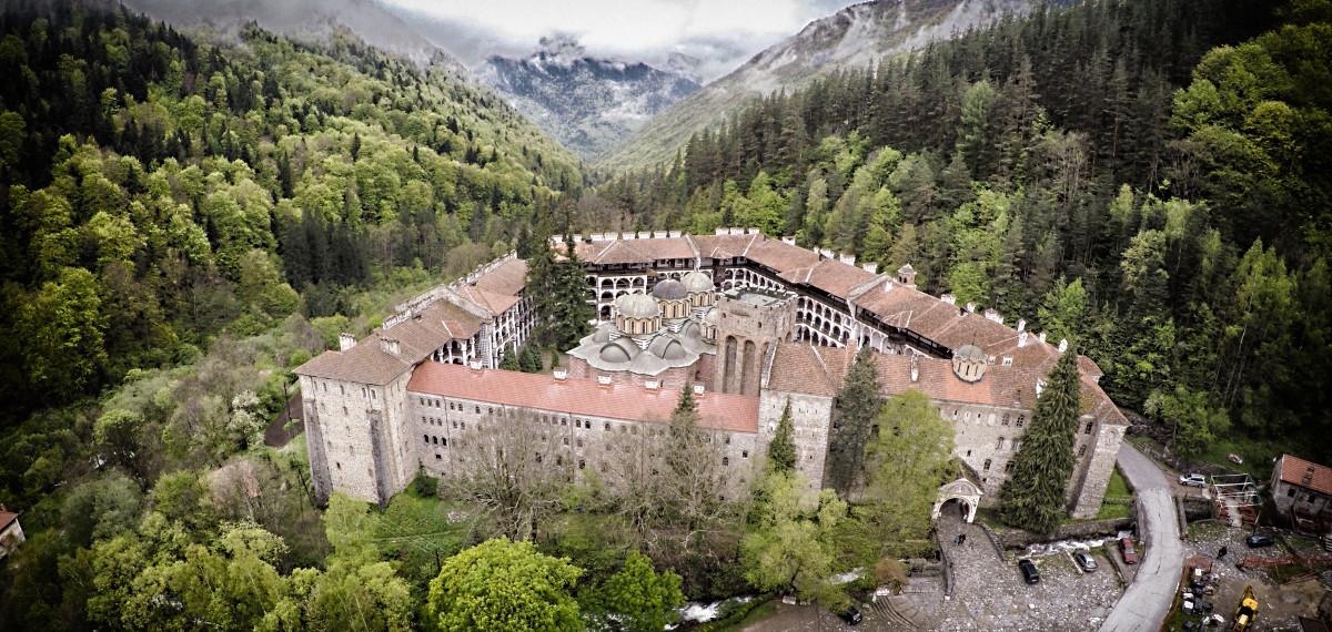 Rila Monastery 3