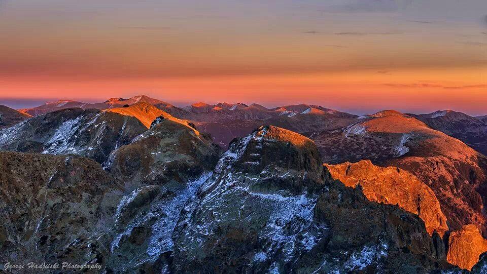 Sunset Maliovitsa