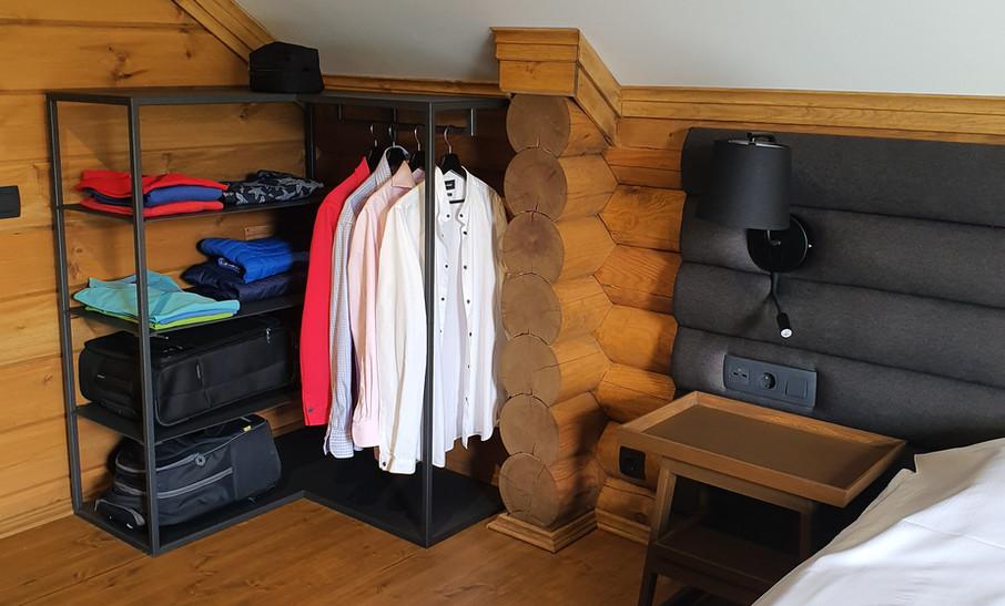 Samovilla Chalet Bedroom