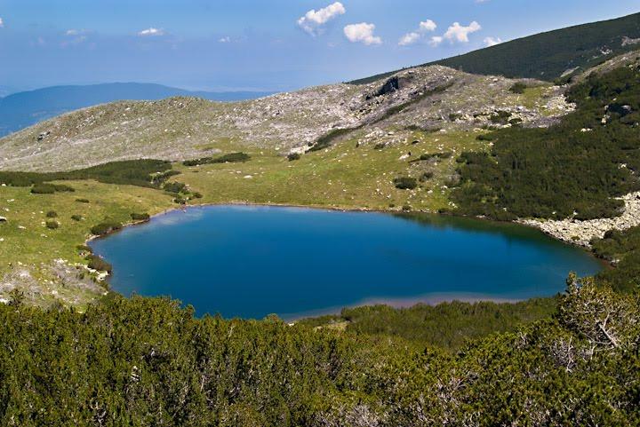 Yonchevo Lake