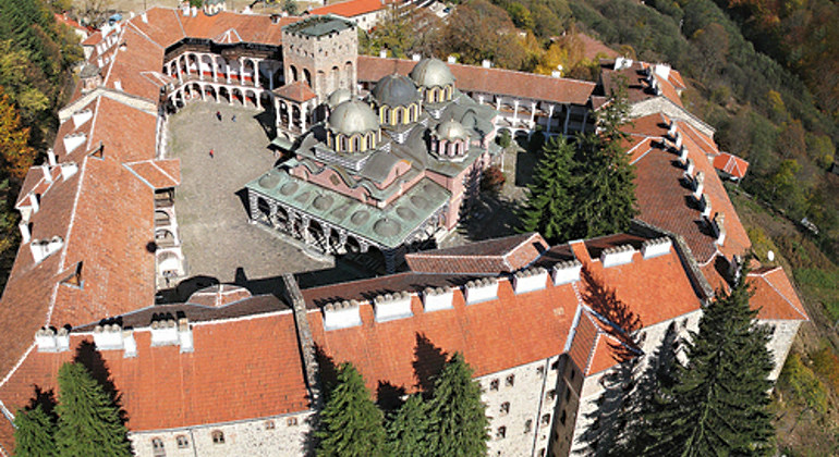 Rila monastery 2