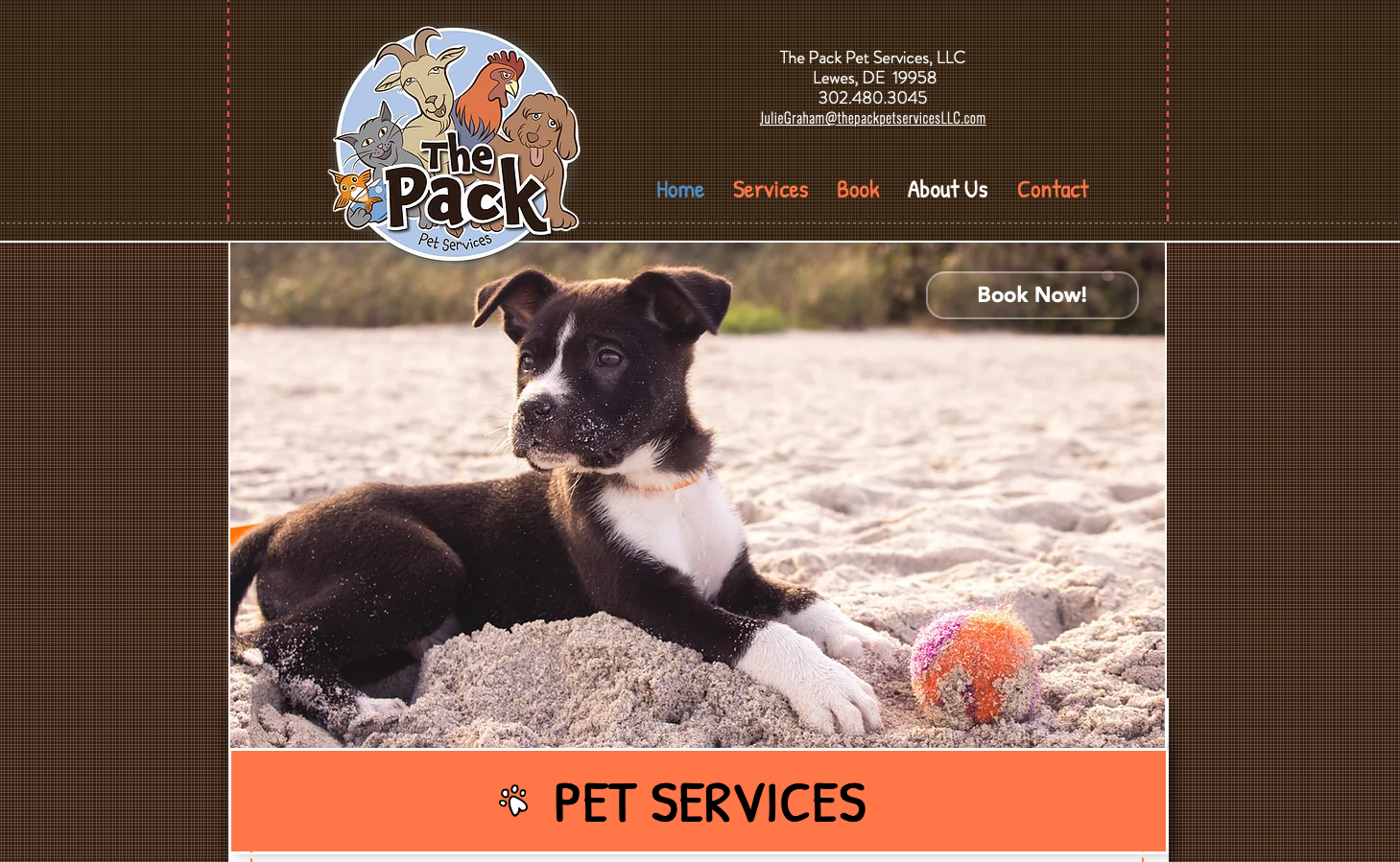 The Pack Pet Services, LLC
