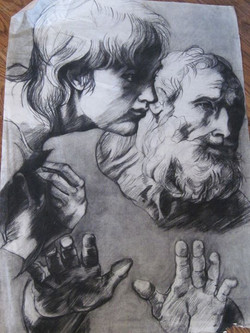 Study of Old Masters