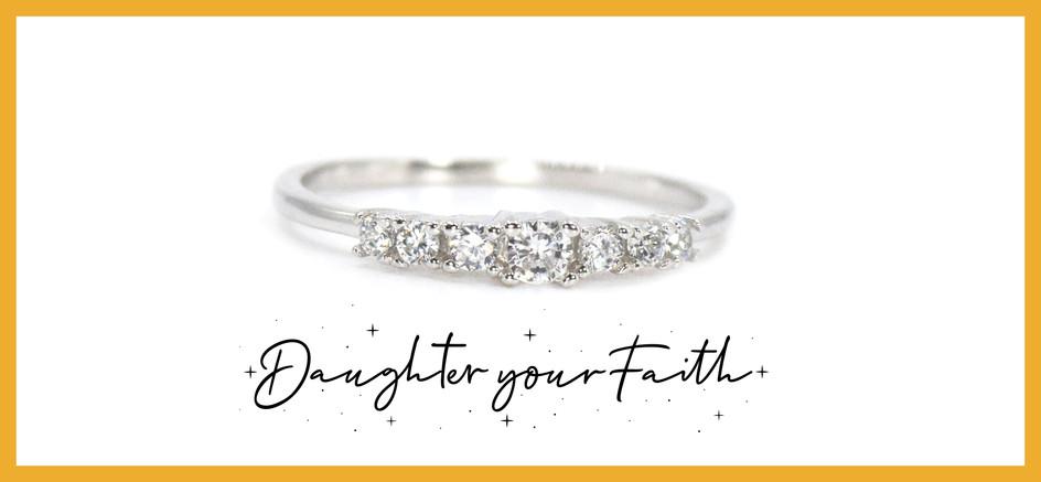 daughter your faith LOGO