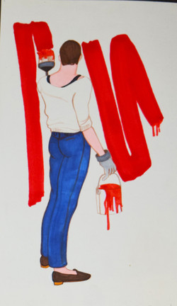 Fashion Illustration Class