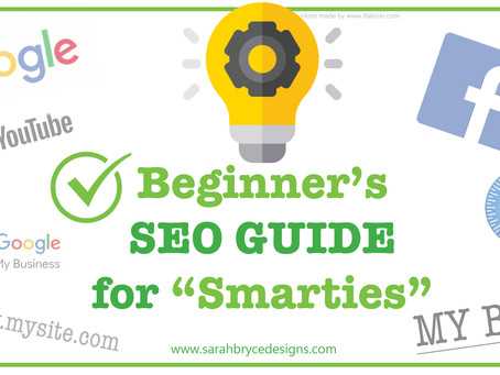"Beginner SEO Guide for ""Smarties."""