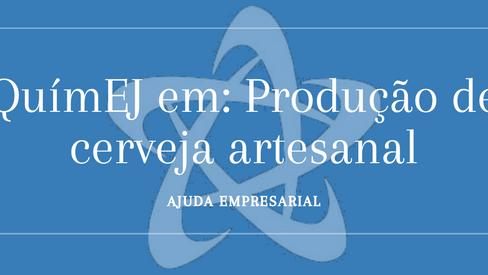 Produção de cerveja artesanal