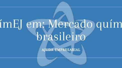 Mercado químico brasileiro