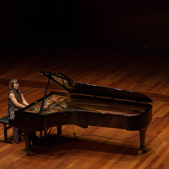 Bach/Busoni,  Satie, Chopin, Debussy