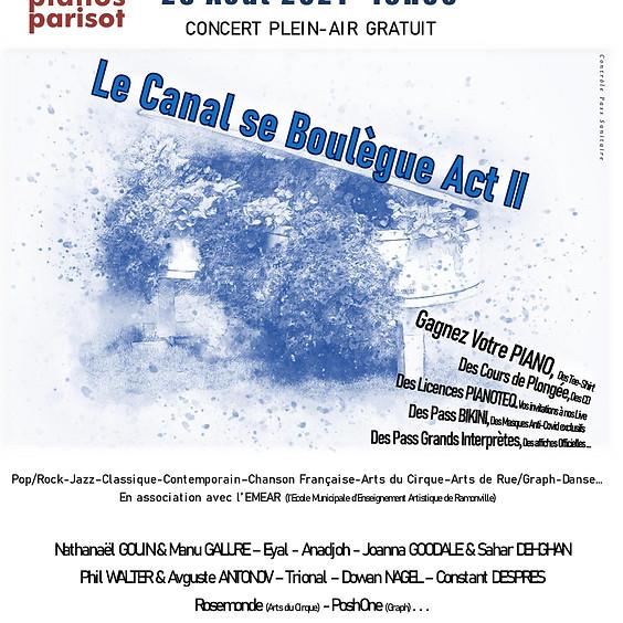 Festival Pianos Parisot