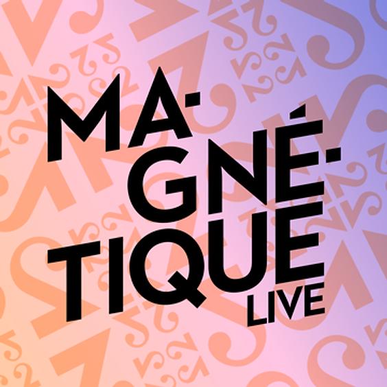 Interview Radio Television Suisse - Magnétique / Espace 2