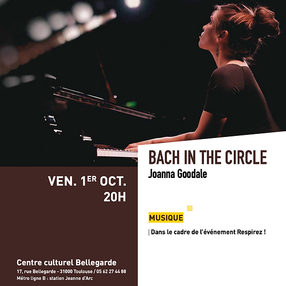 BACH IN THE CIRCLE
