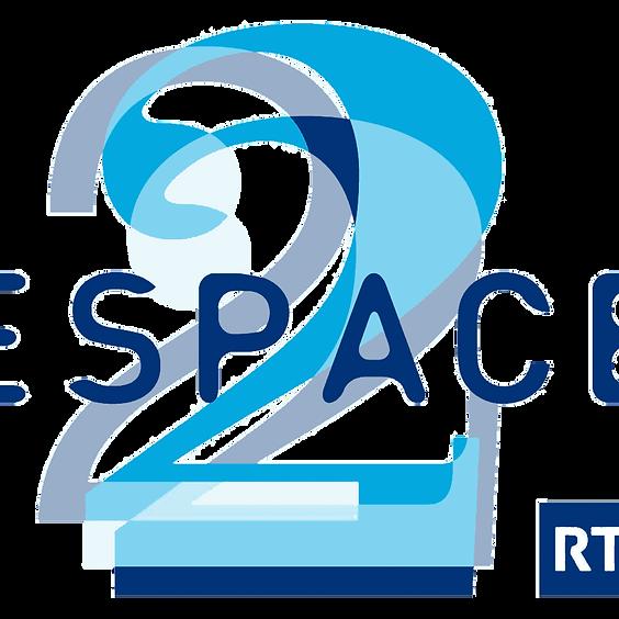 RADIO - Invitée à la RTS Espace 2 dans Versus-Ecouter