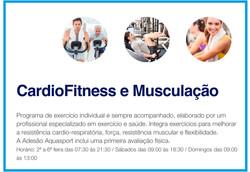 cardiofitness e musculação