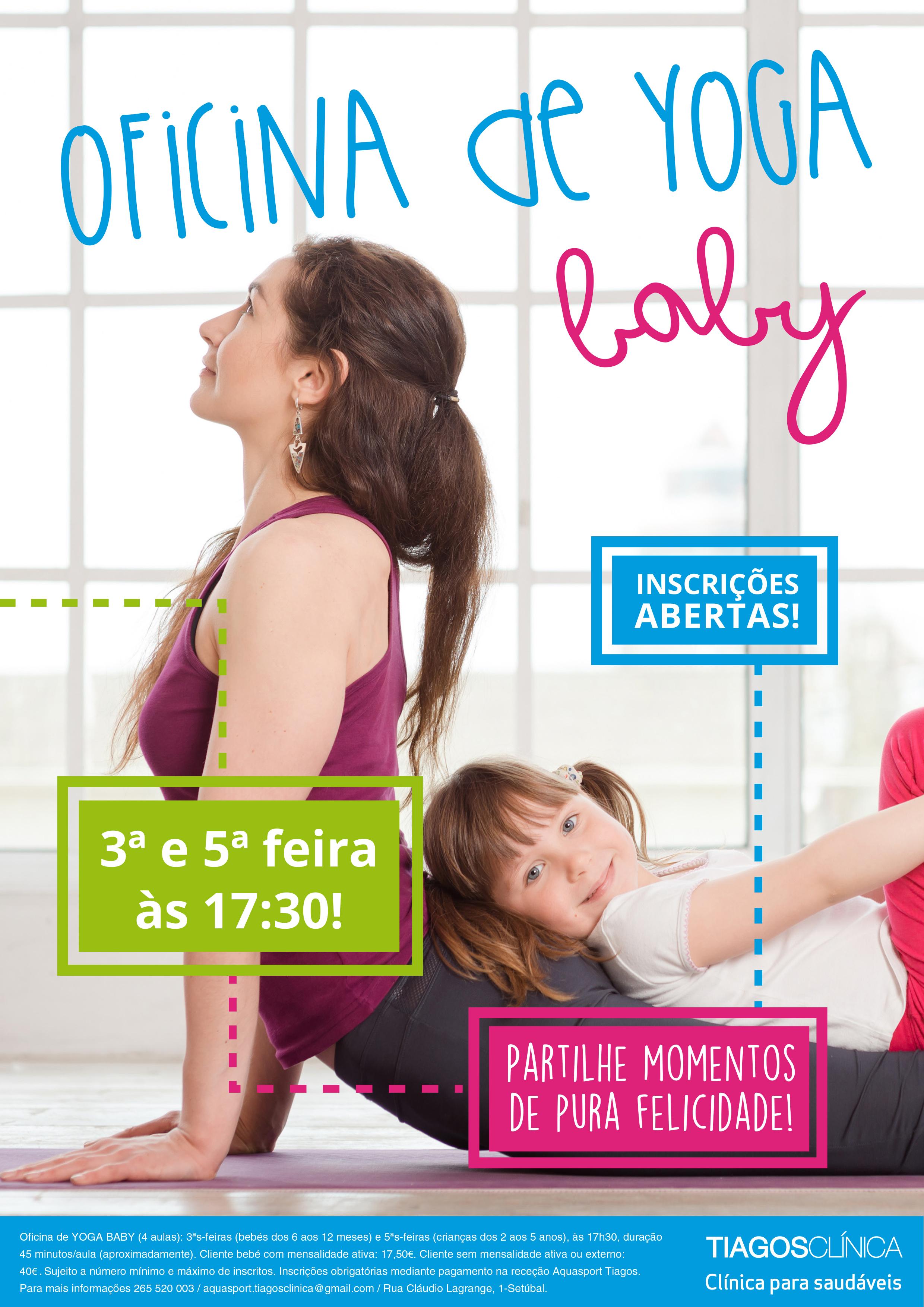 Oficina Yoga Baby