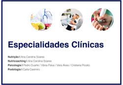especialidades clínicas
